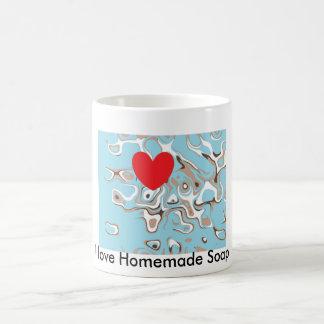 I love Homemade Soap Coffee Mug