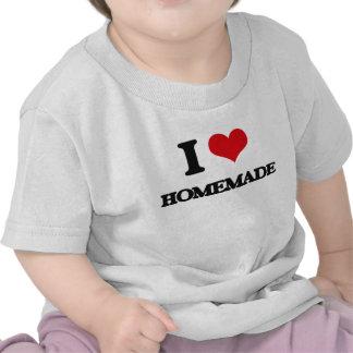 I love Homemade T-shirts