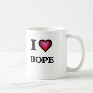 I love Hope Coffee Mug