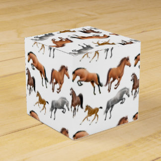 I Love Horses Favour Boxes