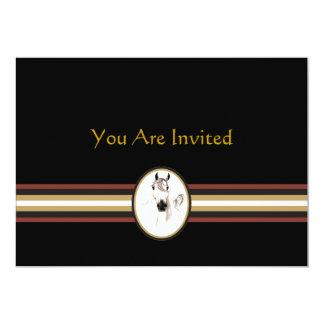 I Love Horses Invitation