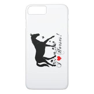 I love Horses! iPhone 7 Plus Case
