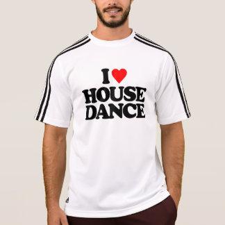 I LOVE HOUSE DANCE T-Shirt