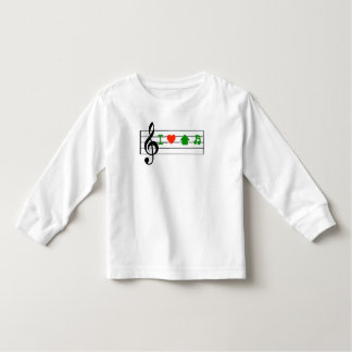 I Love House Music - T Shirt Toddler's
