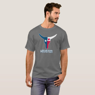 I love Houston, Texas, the USA T-Shirt