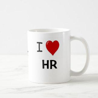 I Love HR and HR Loves Me HR Lovers Mug