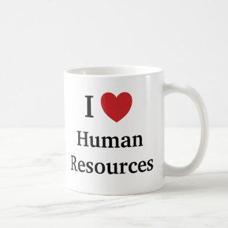I Love Human Resources I Heart Human Resources Coffee Mug