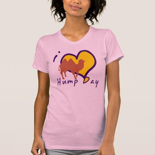 I Love Hump Day T-Shirt