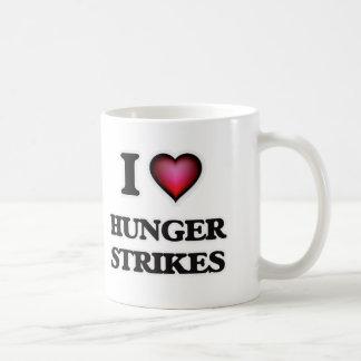 I love Hunger Strikes Coffee Mug