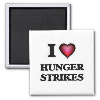 I love Hunger Strikes Magnet