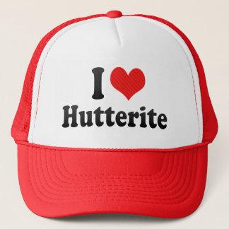 I Love Hutterite Trucker Hat