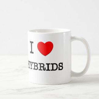 I Love Hybrids Coffee Mug