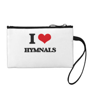 I love Hymnals Coin Purses