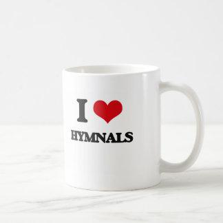 I love Hymnals Mug