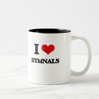 I love Hymnals Coffee Mug