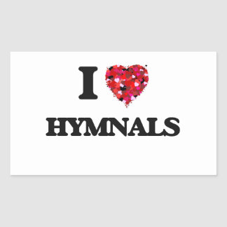 I Love Hymnals