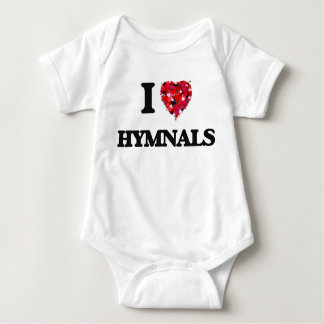 I Love Hymnals T-shirts