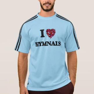 I Love Hymnals T Shirts