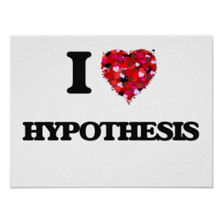 I Love Hypothesis Poster