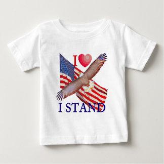 I LOVE I STAND BABY T-Shirt