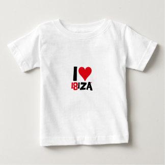 I love Ibiza 18IZA Special Edition 2018 Baby T-Shirt