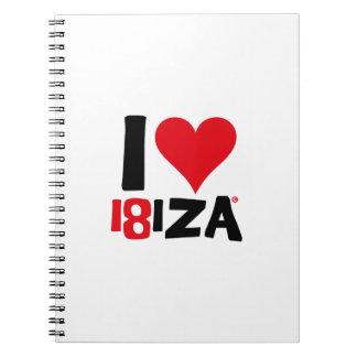 I love Ibiza 18IZA Special Edition 2018 Notebook