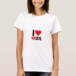 I love Ibiza 18IZA Special Edition 2018 T-Shirt