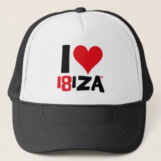 I love Ibiza 18IZA Special Edition 2018 Trucker Hat