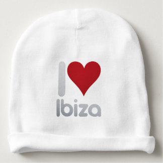 I LOVE IBIZA BABY BEANIE