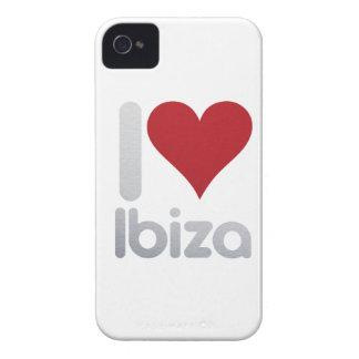 I LOVE IBIZA Case-Mate iPhone 4 CASES