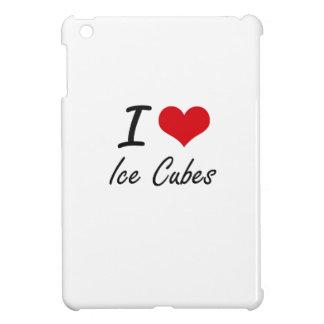 I love Ice Cubes Case For The iPad Mini