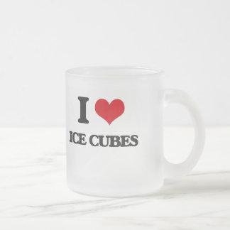 I love Ice Cubes Mugs