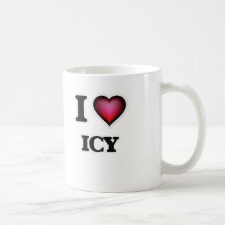 I love Icy Coffee Mug