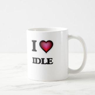 I love Idle Coffee Mug