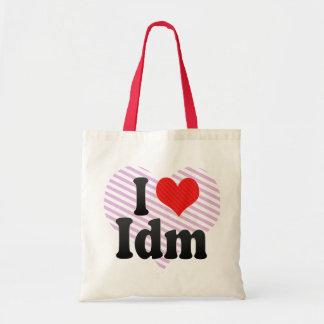 I Love Idm Bags