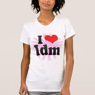 I Love Idm Tees