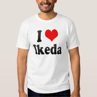 I Love Ikeda, Japan. Aisuru Ikeda, Japan Shirts
