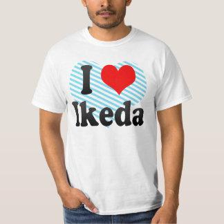 I Love Ikeda, Japan. Aisuru Ikeda, Japan T Shirts