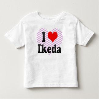 I Love Ikeda, Japan. Aisuru Ikeda, Japan Tee Shirts