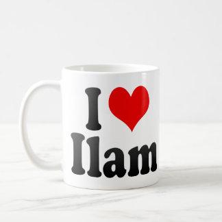I Love Ilam, Iran Coffee Mug