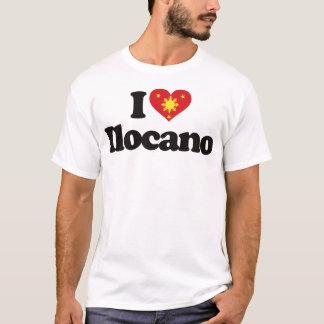 I Love Ilocano T-Shirt
