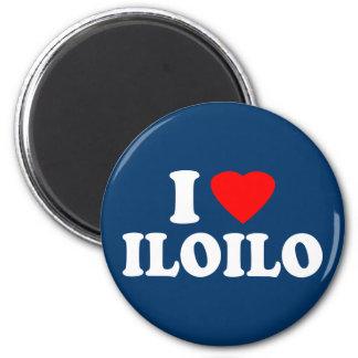 I Love Iloilo Refrigerator Magnet