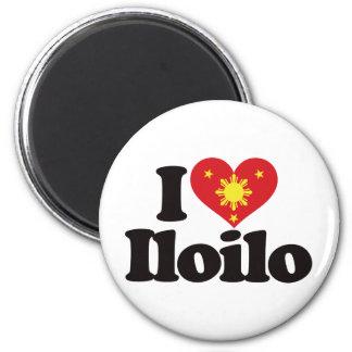 I Love Iloilo Magnet