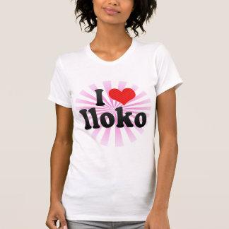 I Love Iloko T-shirt