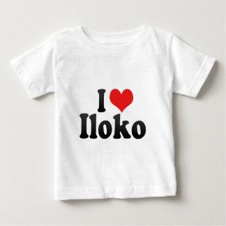 I Love Iloko Tshirt