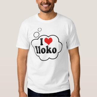 I Love Iloko Tshirts