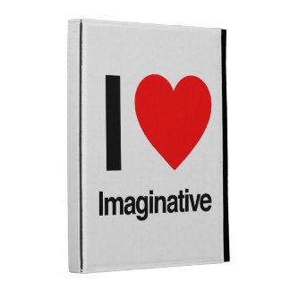 i love imaginative iPad folio cases