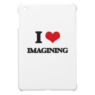 I Love Imagining Case For The iPad Mini