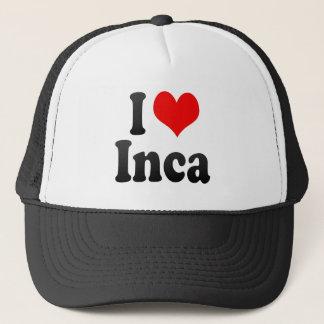I Love Inca, Spain. Me Encanta Inca, Spain Trucker Hat