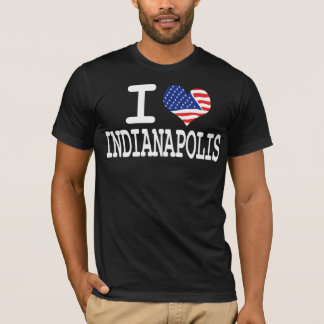 I love Indianapolis T-Shirt